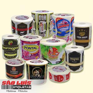 Fábrica de etiquetas e rótulos
